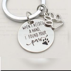 Accessories - NEW 5🌟 Rated Sentimental Dog Themed  Keychain